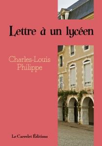 Le lycéen s'appelait Jean Giraudoux. La lettre est signée Charles-Louis Philippe.